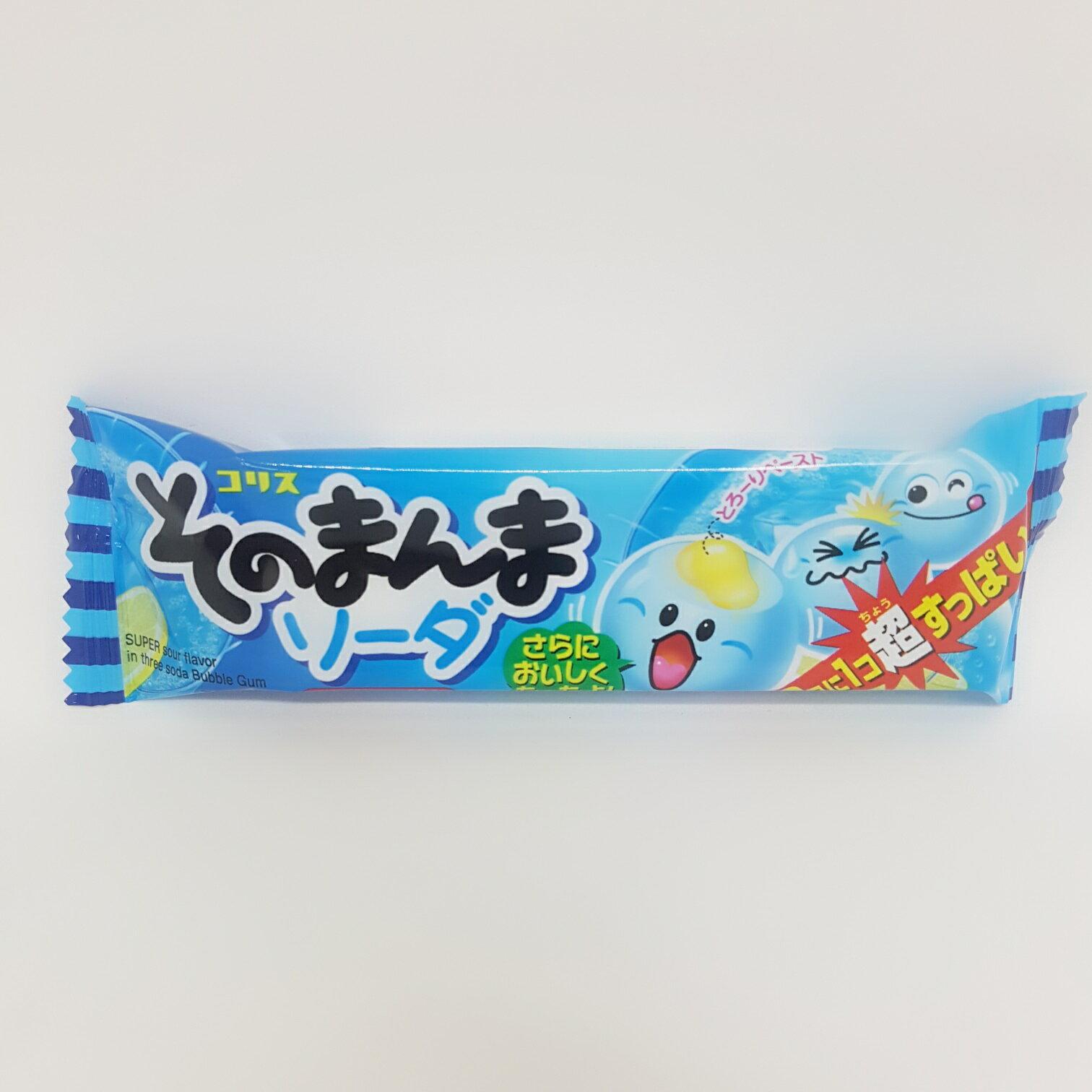 Coris驚爆口香糖-可樂味-14.4g條