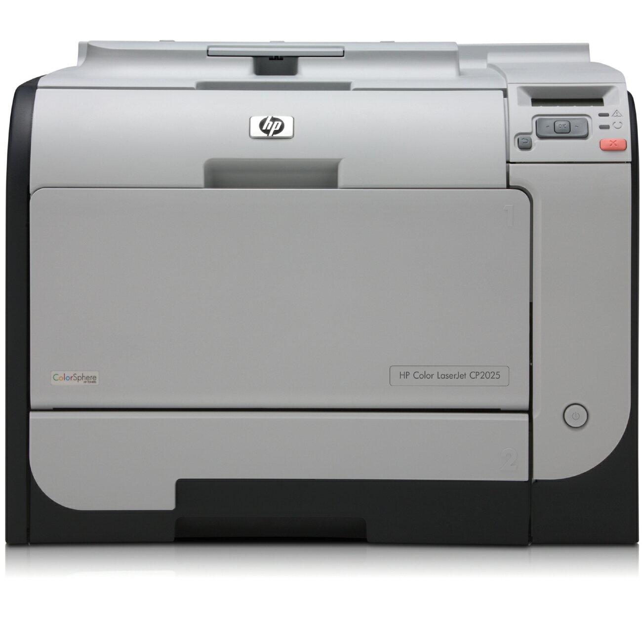 Refurbished HP LaserJet CP2025DN Printer - Color - 600 x 600 dpi - USB - Fast Ethernet - PC, Mac 0