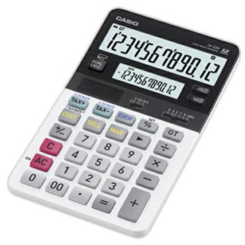 CASIO JV-220兩用計算機12位稅率
