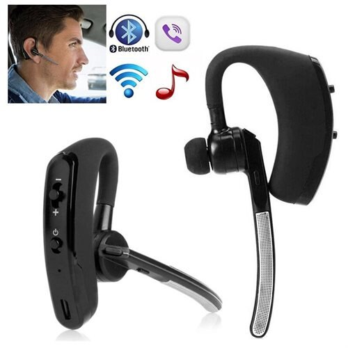 849cba7a3eb OKEBA Stereo Wireless Headset Bluetooth 4.0 Headphone Earphone for iPhone  Samsung HTC LG 0