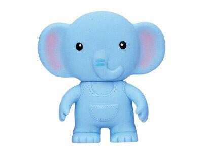 樂雅 大象軟膠玩具