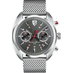 FERRARI 法拉利/狂熱飆速運動鍊帶腕錶/0830214