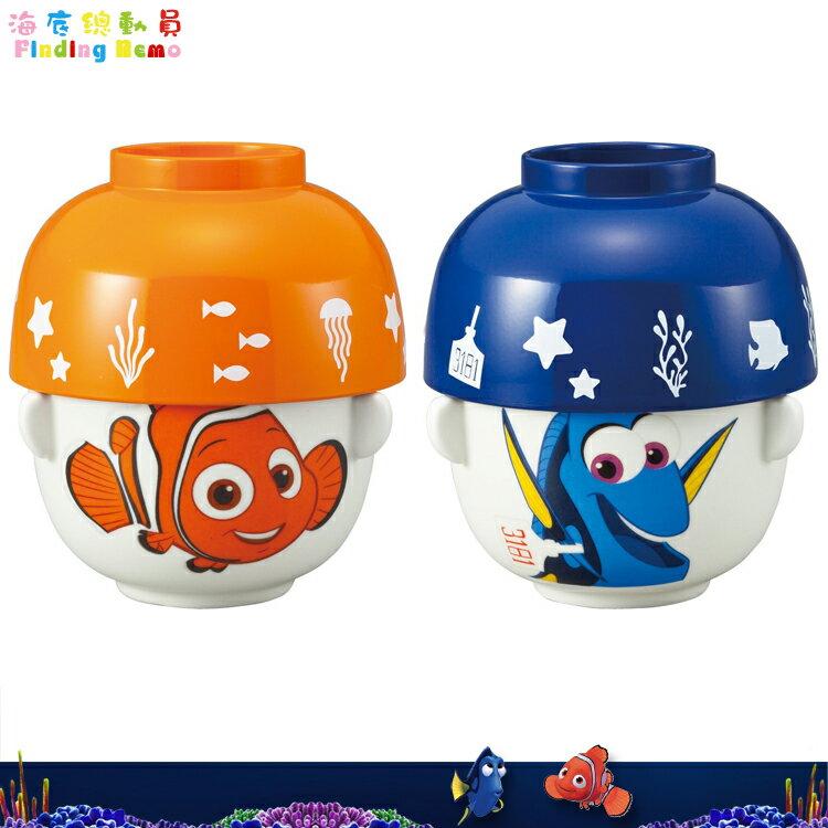 迪士尼 Finding Nemo 海底總動員 尼莫多莉 陶瓷湯碗茶碗組 味增湯 飯碗 日本進口正版