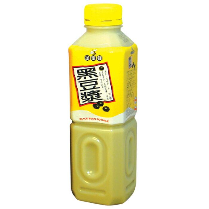 金蜜蜂 黑豆漿 680ml【康鄰超市】