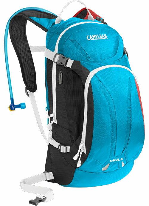 《台南悠活運動家》Camelbak 美國 Mule 12 自行車水袋背包(3L) 蔚藍CB62557