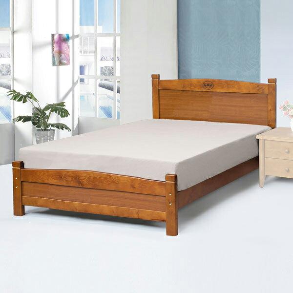 床架 單人床 木床架 床組 房間組 臥室《YoStyle》米路床架組-單人3.5尺