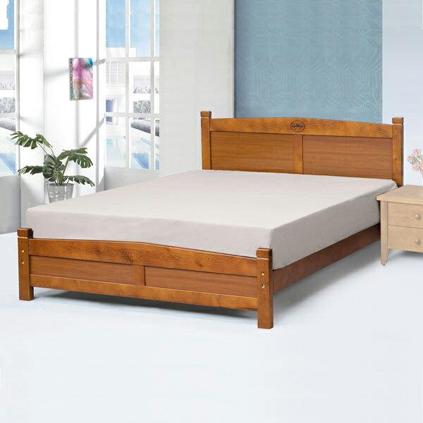 床架 雙人床 木床架 床組 房間組 臥室《YoStyle》米路床架組-雙人5尺