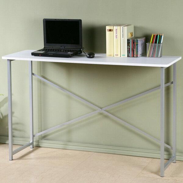 YoStyle 超值工作桌-寬120公分(純白色) 書桌 電腦桌 辦公桌 事務桌