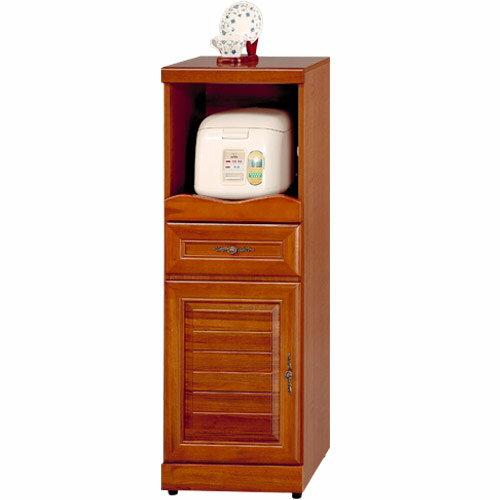 餐櫃 收納櫃 碗盤櫃 電器櫃 置物櫃 廚房收納 櫥櫃《Yostyle》樟木1.4尺收納櫃