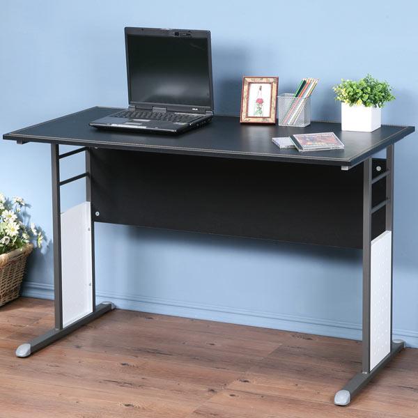 辦公桌 書桌 電腦桌 工作桌 會議桌《YoStyle》巧思辦公桌 仿馬鞍皮 120cm