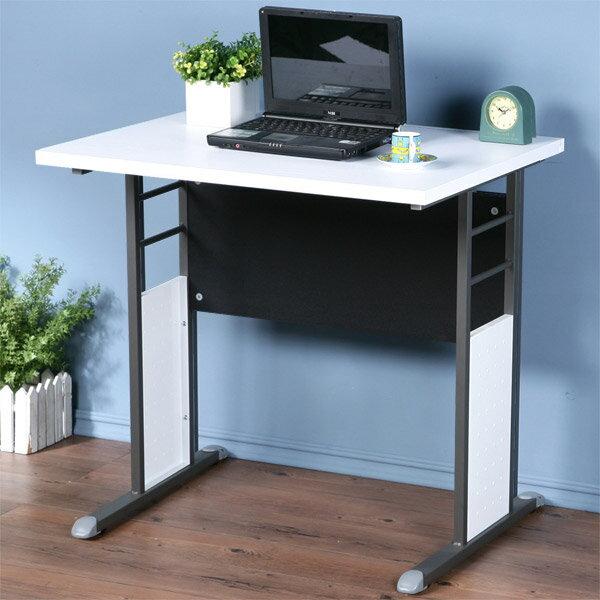 辦公桌 書桌 電腦桌 工作桌 會議桌~YoStyle~巧思辦公桌 加厚桌面 80cm