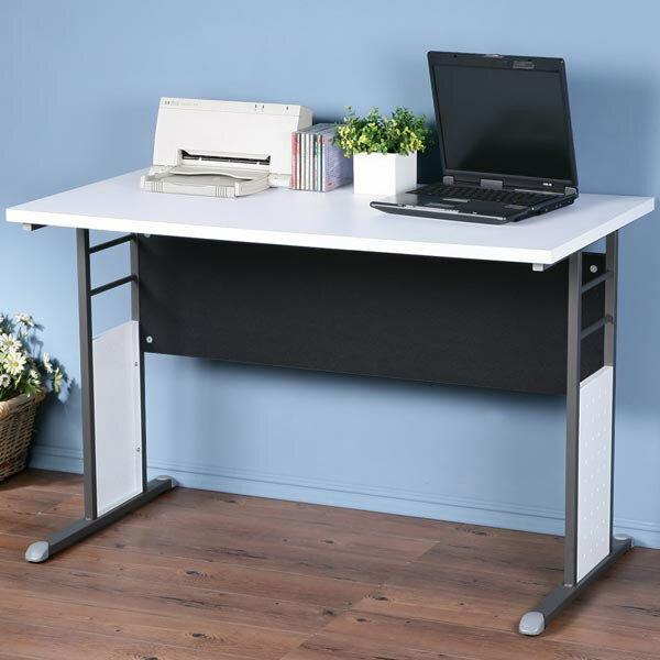 辦公桌 書桌 電腦桌 工作桌 會議桌《YoStyle》巧思辦公桌 加厚桌面 120cm