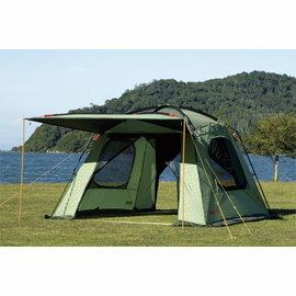 【鄉野情戶外專業】 LOGOS |日本| Panel 綠楓 I3030 帳篷 LG71807002
