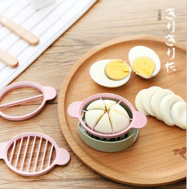 【省錢博士】多功能切蛋器 / 開蛋器 / 花式皮蛋分割神器