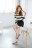 Aimez La Vie 經典芭蕾舞真皮平底娃娃鞋-動物蜥蜴紋系列(共三色) 1