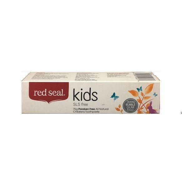 紐西蘭RedSeal兒童牙膏75g條◆德瑞健康家◆