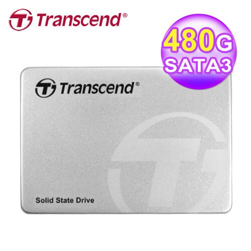 Transcend 創見 TS480GSSD220S 480G 固態硬碟【三井3C】