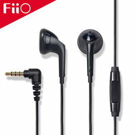 志達電子 EM3 FiiO 平頭耳塞式線控耳機 可搭配iPhone6/6Plus / iPod / X1 / X3第二代 / X5第二代播放器使用