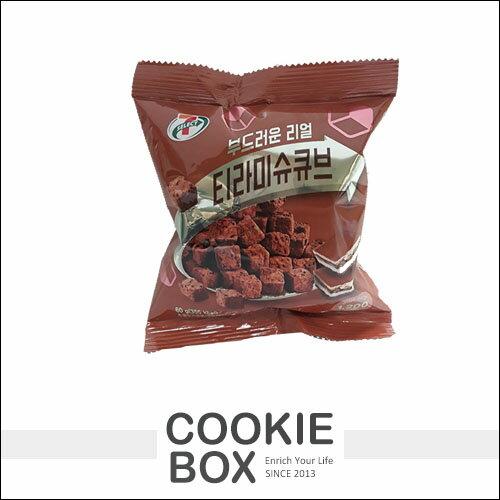 韓國 7-11 限定 提拉米蘇 餅乾 *餅乾盒子*