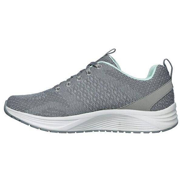 Shoestw【13043GYMN】SKECHERS 運動鞋 SKYLINE AIR-COOLED 灰蒂芬妮綠 針織 記憶鞋墊 女生尺寸 2