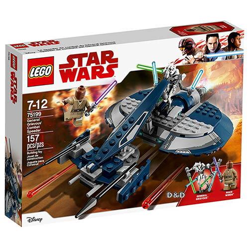東喬精品百貨商城:樂高積木LEGO《LT75199》2018年STARWARS星際大戰系列-GeneralGrievous'CombatSpeeder
