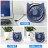 台灣現貨 座式小風扇 USB風扇 桌上型風扇 迷你風扇 靜音風扇 可調節角度 台式風扇 插電風扇 5
