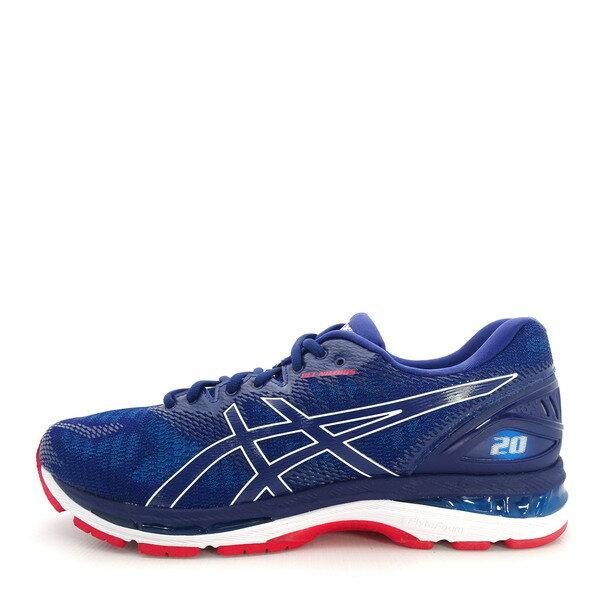 Asics GEL-Nimbus 20 2E [T801N-400] 男鞋