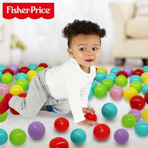 FisherPrice費雪海洋球5.5cm(100顆)★衛立兒生活館★