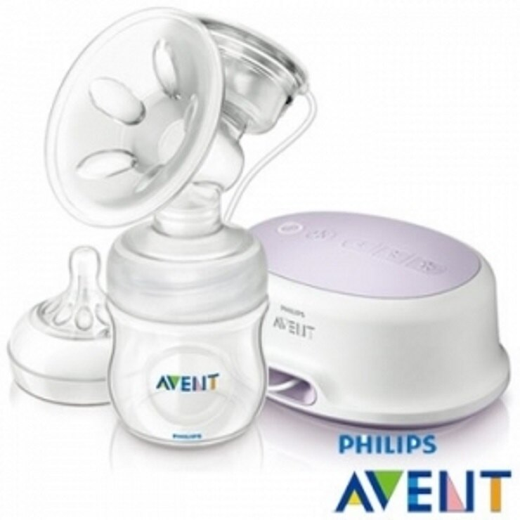 【寶貝樂園】英國PHILIPS AVENT輕乳感PP標準型單邊電動吸乳器