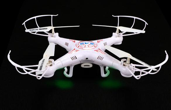 New X5C-1 2.4Ghz Aerial 6-Axis Gyro RC Quadcopter Drone UAV RTF with 2MP HD Camera 1
