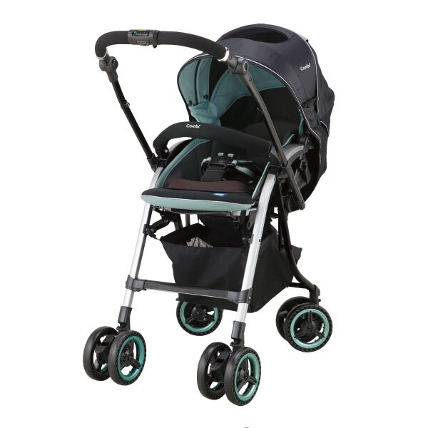 Combi康貝 - Nemurie UF800 雙向嬰兒手推車 -寧靜綠