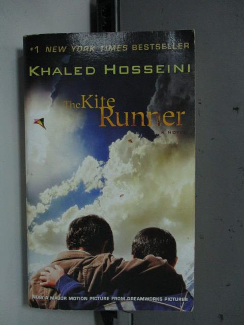 【書寶二手書T1/原文小說_LQW】The Kite Runner_Khaled Hosseini