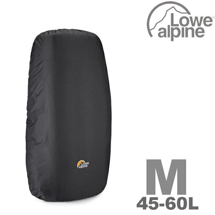 Lowe Alpine 背包套/防雨罩/防水背包套 M / 45-60L 黑色 RAINCOVER FAC04
