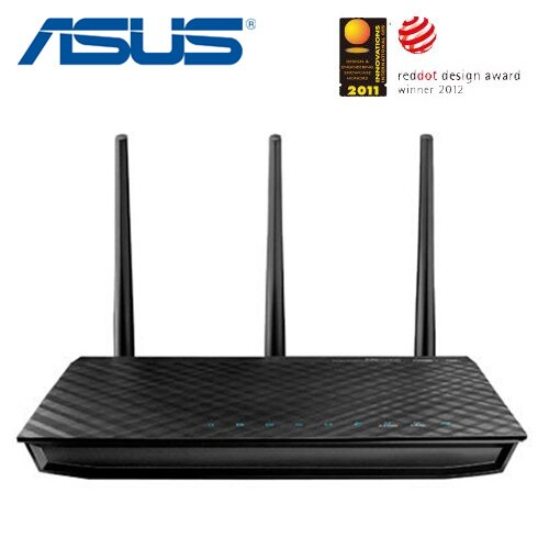 ASUS 華碩 RT~N66U Wireless~N900 雙頻 Gigabit 450M