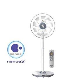 Panasonic 国际牌 2017最新上市 14吋 nanoeX DC直流节能电风扇 立扇 F-H14EXD ★杰米家电☆