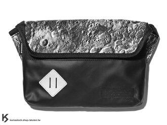 少量到貨 2017 S/S Kinetics x 哥倫比亞 Columbia Third Bluff Special Mini Shoulder 側背包 3M 反光豬鼻 Moon 月球 (PU2087..