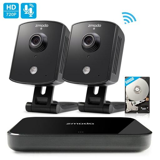 UPC 889490006606 - Zmodo ZM-KW1002-I-500GB 720p HD Smart