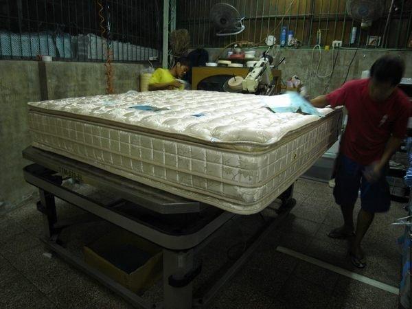 【石川家居】MA-20 五線3.5尺雙面舒壓記憶膠+蜂巢獨立筒床墊→工廠十年保固