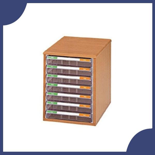 『商款熱銷款』【辦公家具】A4-7107H單櫃基本型木質公文櫃櫃子檔案收納