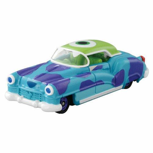 《 TOMICA小汽車 》迪士尼夢幻小汽車 DM-10 怪獸電力公司車