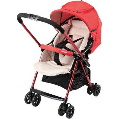 Combi 康貝 超輕量雙向嬰幼兒手推車 Cozy-耀紅【悅兒園婦幼生活館】