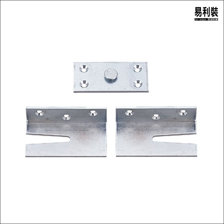 K2906 床架連接器 床框結合五金 床頭連接器五金