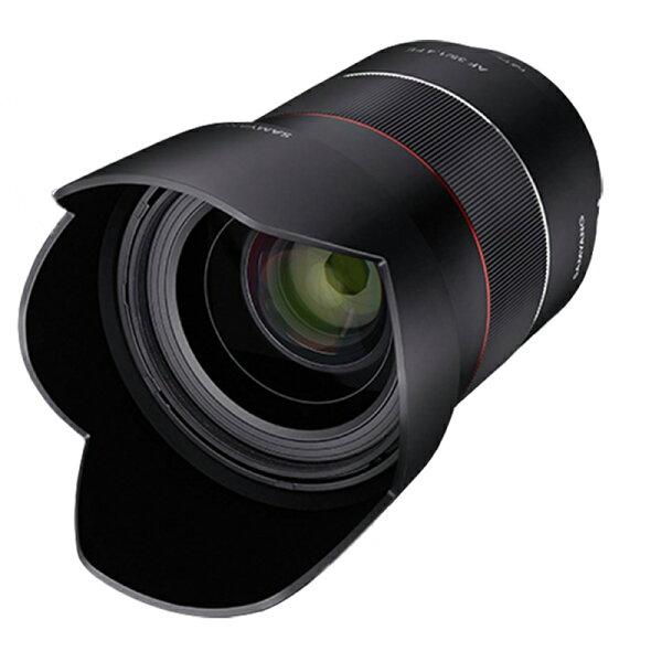 ◎相機專家◎SAMYANGAF35mmF1.4FEforSONYE全片幅自動對焦公司貨