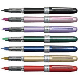 【白金牌 PLATINUM 鋼筆】 Plaisir PGB-500 金屬桿鋼筆