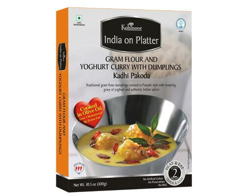 Kadhi Pakoda   北印度酸奶蔬菜燒即食調理包