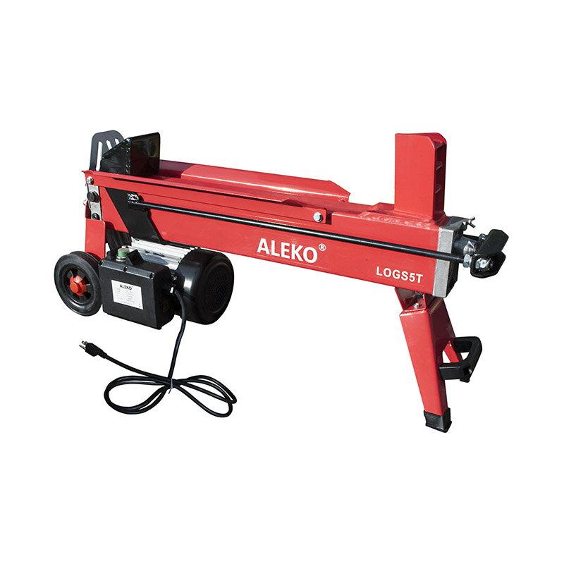 ALEKO 5-Ton Electric Log Splitter Wood Splitter Logsplitter 0