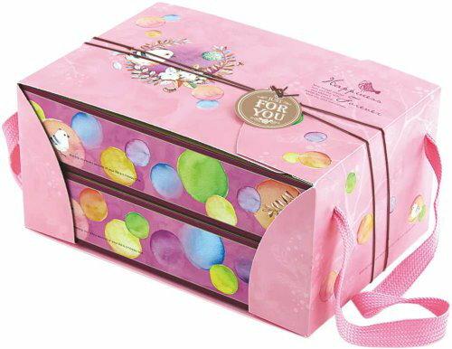 【特惠量】幸福鳥6入雙層盒300個