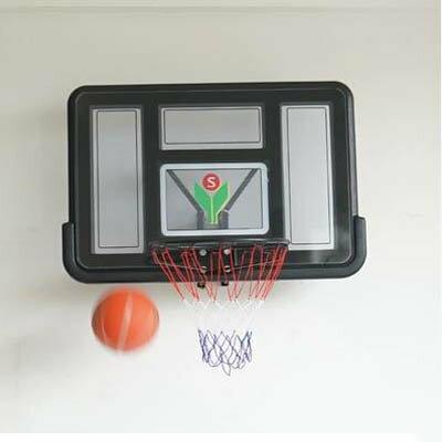 【成人掛壁籃球架-H024-110*75*4.5cm-1套/組】家用戶外成人籃球架-5670709-1