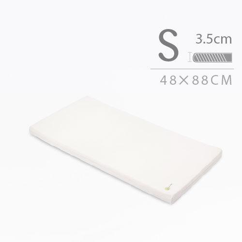 mammyshop 媽咪小站 - 有機棉系列.嬰兒護脊床墊.3.5cm (S) 48 × 88 cm