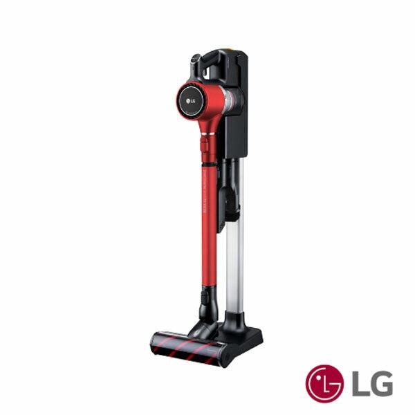 樂金 LG A9PBED2B (紅) 快清式無線吸塵器